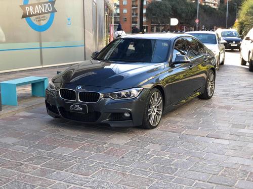 bmw serie 3 3.0 335i sedan m package at 306cv 2015