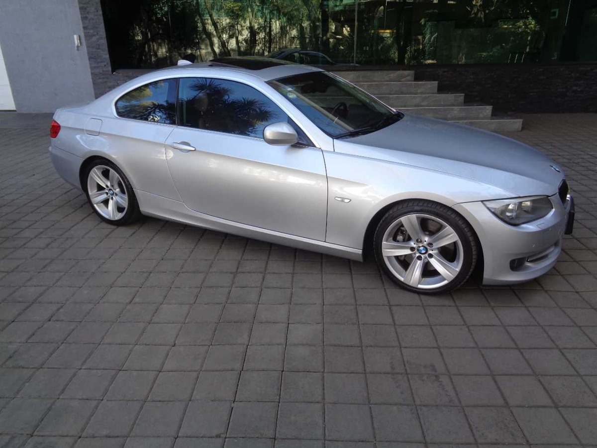Bmw Serie 3 3 0 335ia Biturbo Coupe M Sport 2011 Impecable