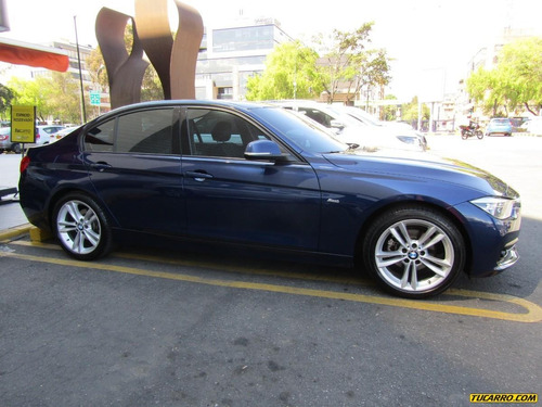 bmw serie 3 318 i at sport line turbo