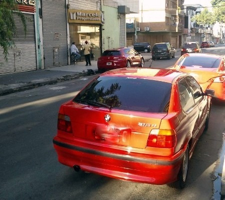 bmw serie 3  318ti  compact automatic