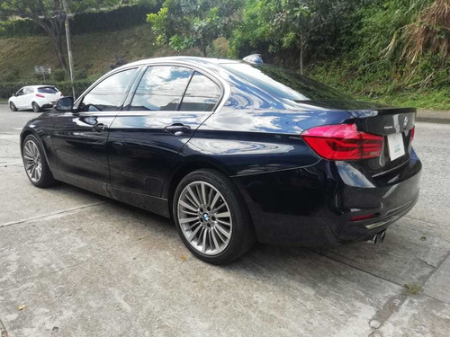 bmw serie 3 320i luxury 2.0 automatica secuencial 2016 (853)