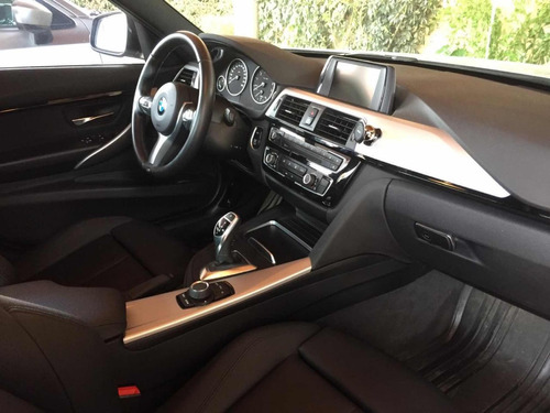 bmw serie 3 320i luxury paquete m tp 2016