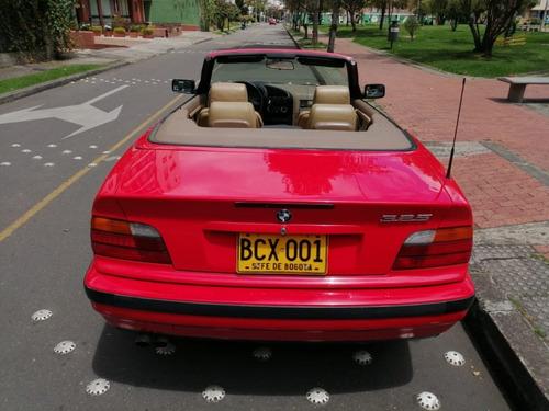 bmw serie 3 325 cabrio 1995