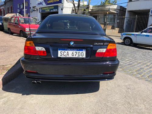bmw serie 3 325 ci cabriolet