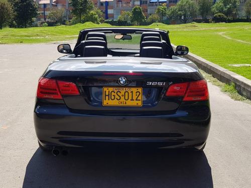 bmw serie 3 325 i cabriolet techo duro (convertible)