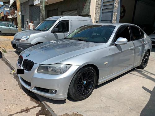 bmw  serie 3 325i sedan executive! manual gris la mejor!!