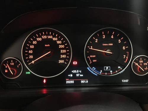 bmw serie 3 330ia luxury line certificado