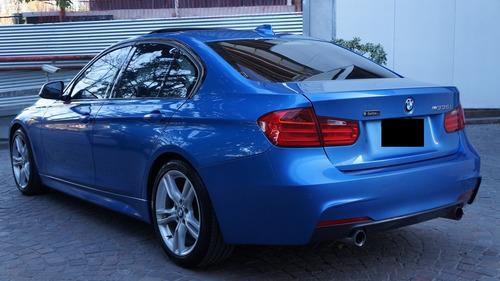 bmw serie 3 335i sedan pack m 2013 90.000 kms