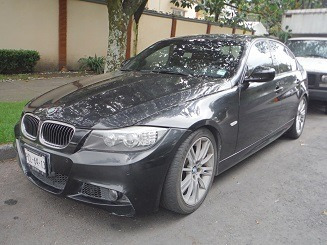 bmw serie 3 3.5 335i m sport at
