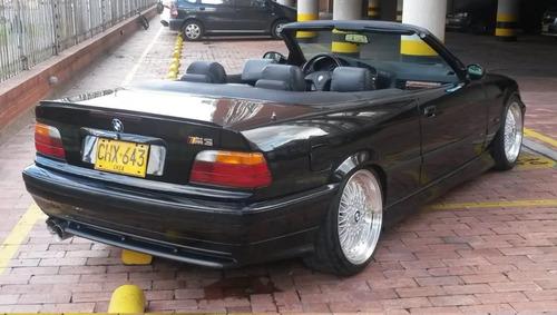 bmw serie 3 convertible