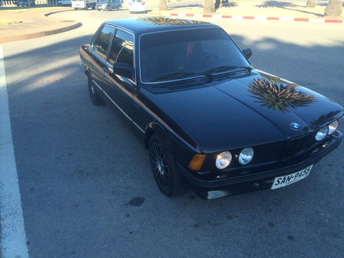 bmw serie 3 coupe 1982