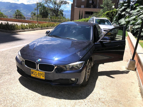 bmw serie 3 impecable sólo 46.000 kms muy completo!