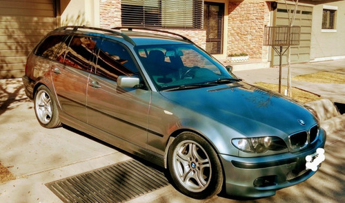 bmw serie 3 m 320 d touring - 2004