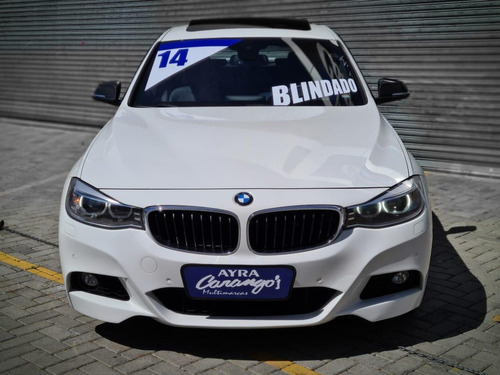 bmw serie 3 m sport 2.0 turbo 16v 245cv 5p - branco 2013...