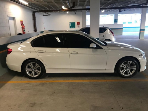 bmw serie 3 sport active flex 2017 branco