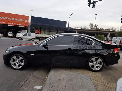 bmw serie 325i año 2009 color negro as automobili