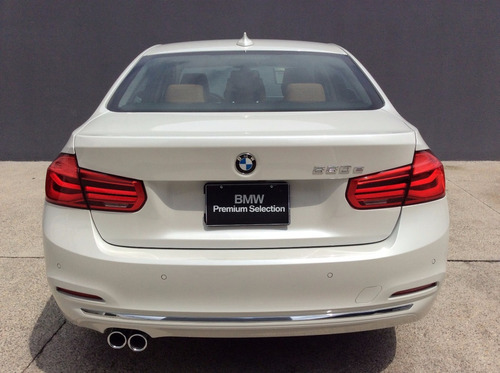 bmw serie 330e luxury line híbrido at contacto 5568584387