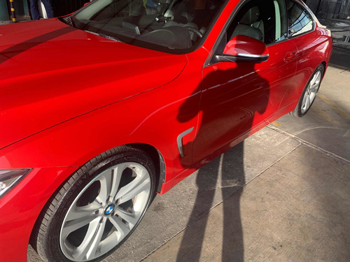 bmw serie 4 2.0 420ia coupe sport line at 2017