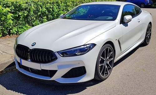 bmw serie 4 2.0 420ia coupe sport line at 2018