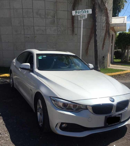 bmw serie 4 2.0 420ia gran coupe sport line at 2017