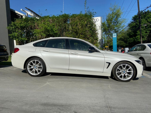 bmw serie 4 2.0 420ia gran coupe sport line at