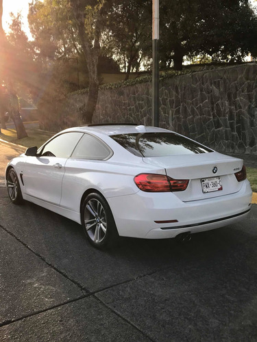 bmw serie 4 2.0 428ia coupe sport line at 2014