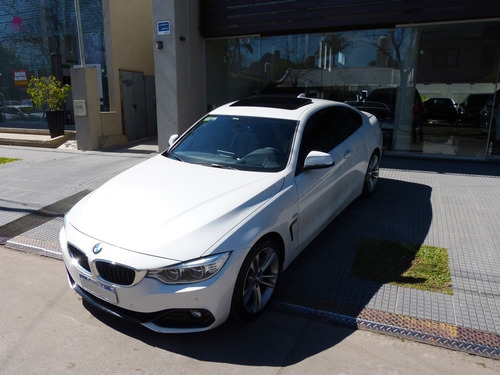 bmw serie 4  2.0 430i coupe sportline 252cv / impecable