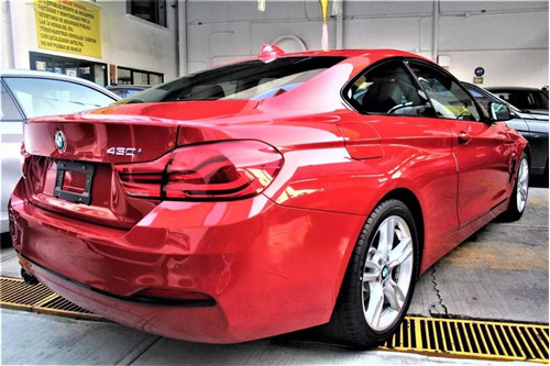 bmw serie 4 2.0 430ia coupe sport line at 2018