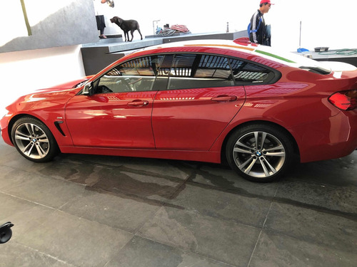 bmw serie 4 2.0 430ia gran coupe sport line at 2017