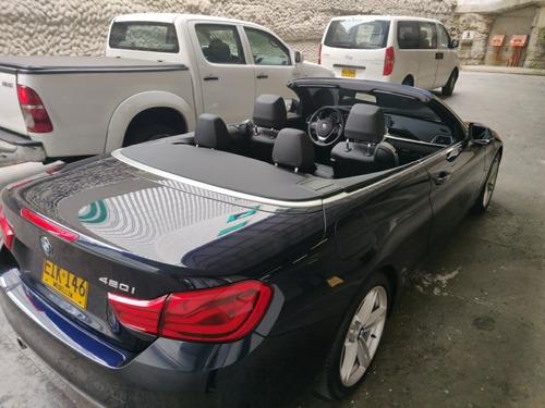 bmw serie 4 2018 cabrio