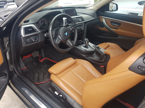 bmw serie 4 2.0t  420ia coupe sport line at 2018