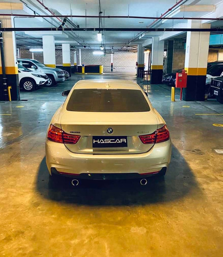 bmw serie 4 3.0 435i m package 306cv 2015
