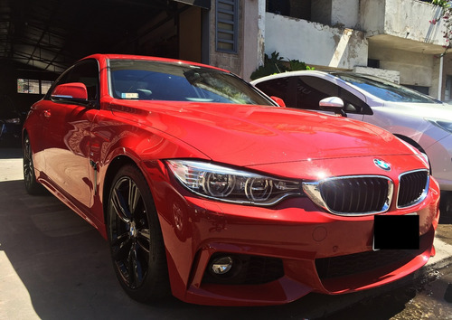 bmw serie 4 3.0 435i m package 306cv el mejor color!