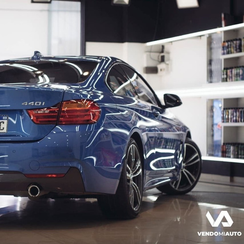 bmw serie 4 3.0 440i coupe m package 326cv 2017