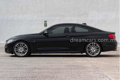 bmw serie 4 3.0 440ia coupe m sport at 2017