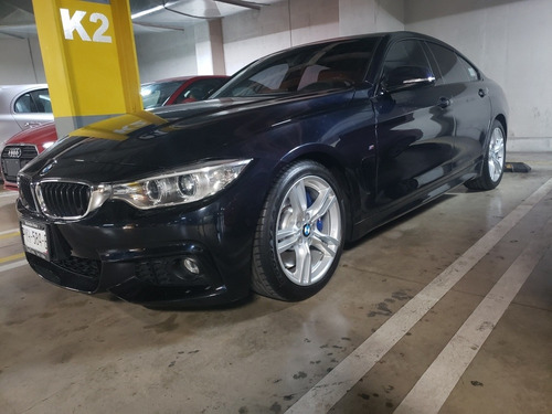 bmw serie 4 3.0 440ia gran coupe m sport at 2017