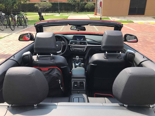 bmw serie 4 420 cabriolet