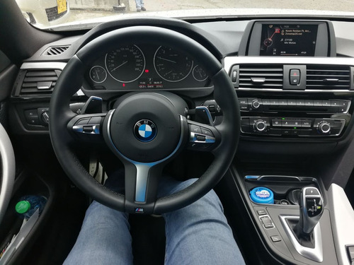 bmw serie 4 420i 2.0 turbo gran coupe mod 2017 unico dueño