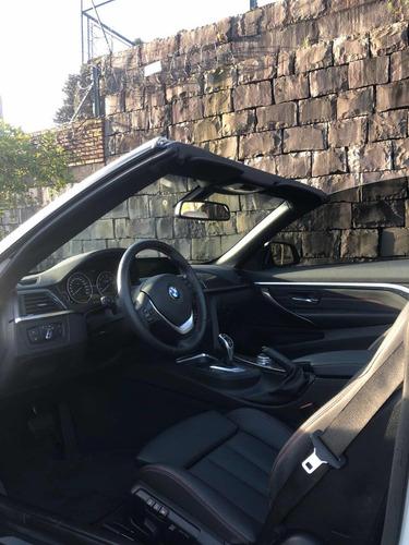 bmw serie 4 420i cabrio conversível