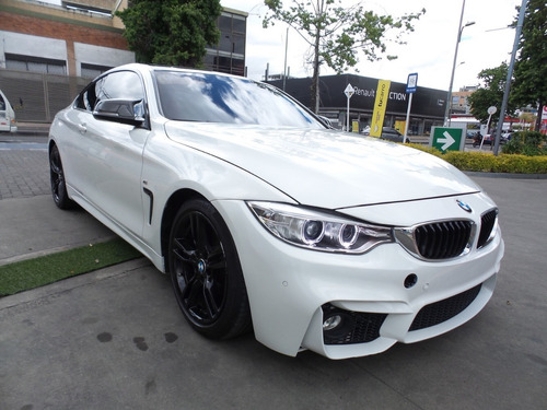 bmw serie 4 420i coupe paquete m sport
