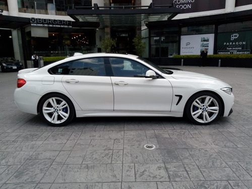 bmw serie 4 gran coupe 2015 blanco
