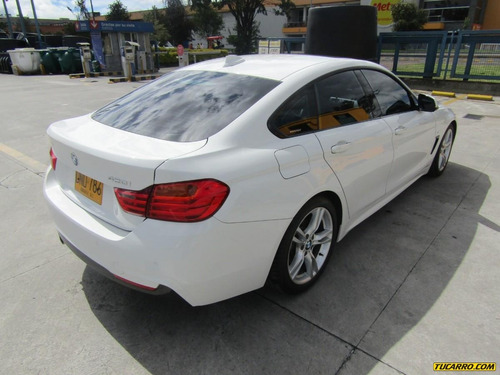 bmw serie 4 grand coupe 420 i, paquete m