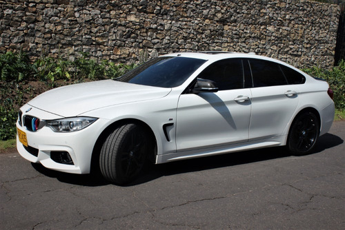 bmw serie 420i gran coupe paquete m