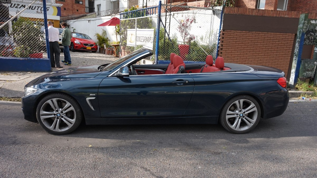 bmw serie 440i cabrio en tucarro. Black Bedroom Furniture Sets. Home Design Ideas