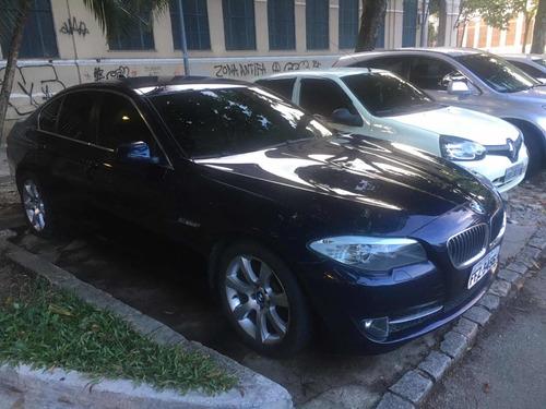 bmw serie 5 2.0 aut. 4p 2013