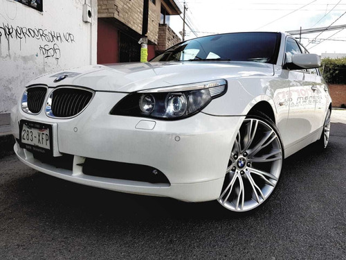 bmw serie 5 2006 3.0 530i top at