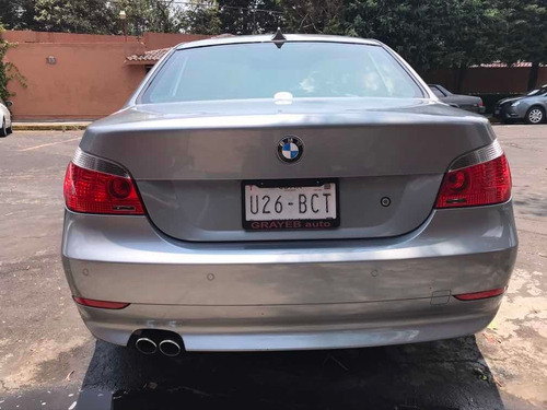 bmw serie 5 2006 4.8 550ia top at