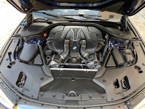 bmw serie 5 2018 paq m 550i xdrive v8 biturbo unico dueño