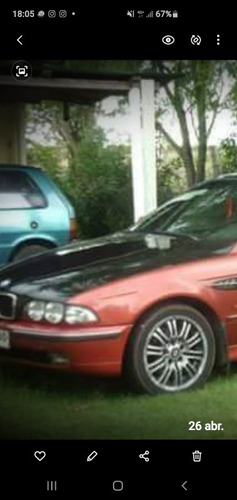 bmw serie 5 2.5 525 s at 1998