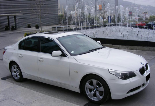 bmw serie 5 2.5 525ia top at